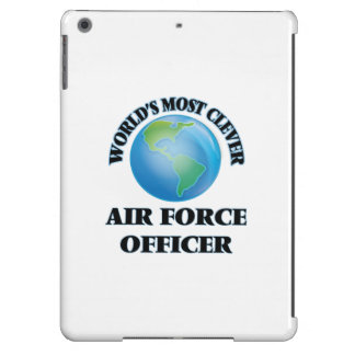 World's Most Clever Air Force Officer Cover For iPad Air