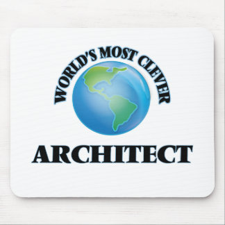 World's Most Clever Architect Mousepads