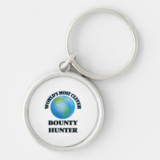 World's Most Clever Bounty Hunter Key Chains