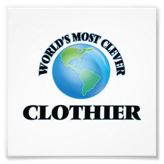 World's Most Clever Clothier Photo Art