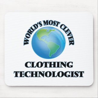 World's Most Clever Clothing Technologist Mousepads