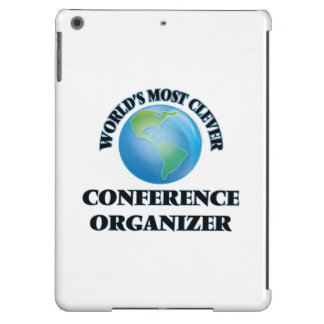 World's Most Clever Conference Organizer iPad Air Case