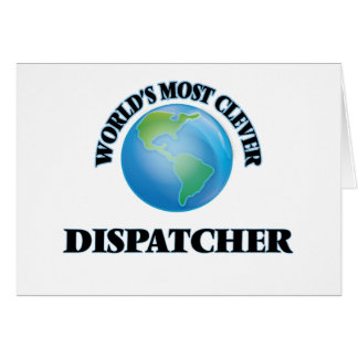World's Most Clever Dispatcher Cards