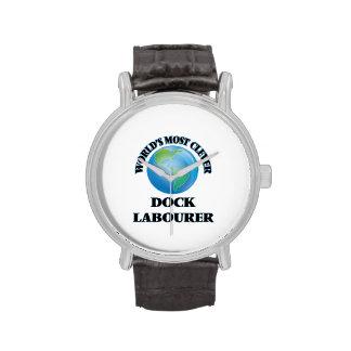 World's Most Clever Dock Labourer Wristwatch