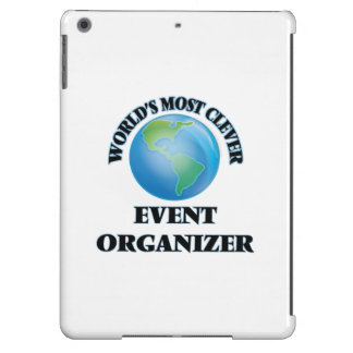 World's Most Clever Event Organizer Case For iPad Air
