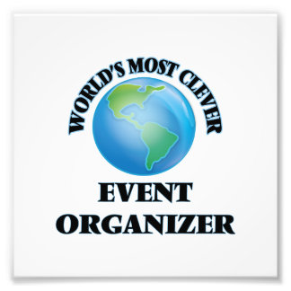 World's Most Clever Event Organizer Photograph