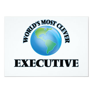 World's Most Clever Executive Card