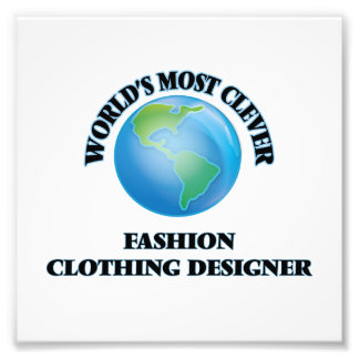 World's Most Clever Fashion Clothing Designer Photo
