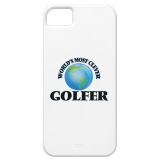 World's Most Clever Golfer iPhone 5 Cover