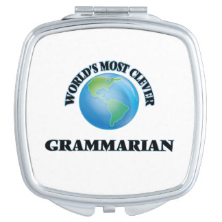 World's Most Clever Grammarian Makeup Mirrors
