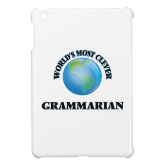 World's Most Clever Grammarian Case For The iPad Mini