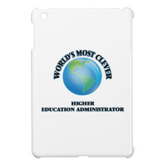 World's Most Clever Higher Education Administrator iPad Mini Cases