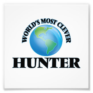 World's Most Clever Hunter Photo Art