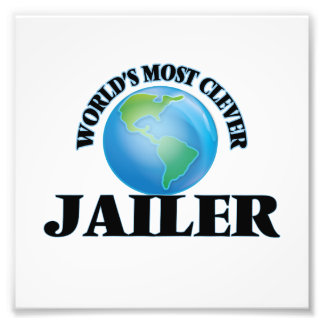 World's Most Clever Jailer Photograph