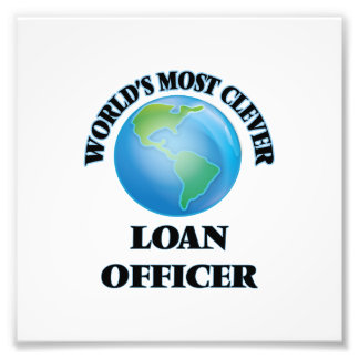 World's Most Clever Loan Officer Photograph