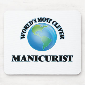 World's Most Clever Manicurist Mouse Pad