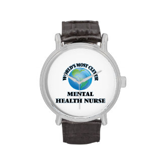 World's Most Clever Mental Health Nurse Wristwatches