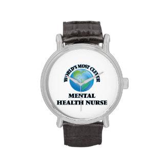 World's Most Clever Mental Health Nurse Wristwatches