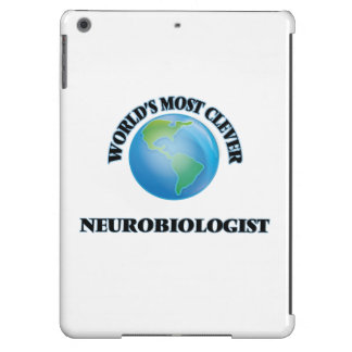 World's Most Clever Neurobiologist iPad Air Cases