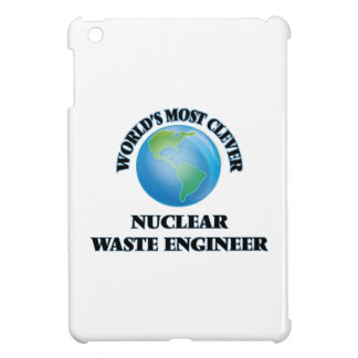 World's Most Clever Nuclear Waste Engineer iPad Mini Case