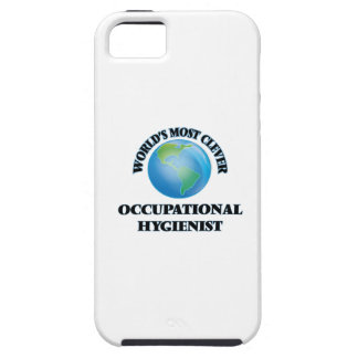 World's Most Clever Occupational Hygienist iPhone 5 Cover