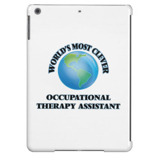 World's Most Clever Occupational Therapy Assistant Case For iPad Air