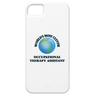 World's Most Clever Occupational Therapy Assistant iPhone 5 Case