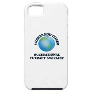 World's Most Clever Occupational Therapy Assistant iPhone 5 Cover