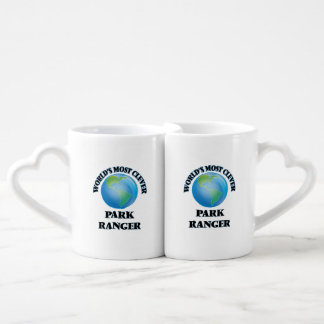 World's Most Clever Park Ranger Couples Mug