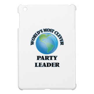 World's Most Clever Party Leader Case For The iPad Mini