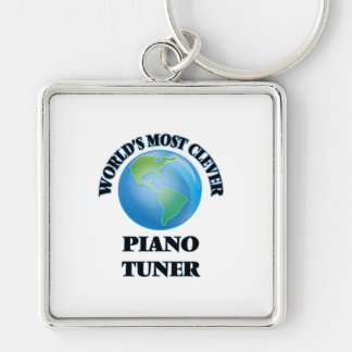 World's Most Clever Piano Tuner Key Chains