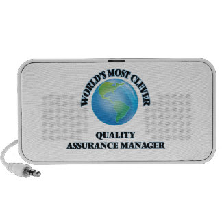 World's Most Clever Quality Assurance Manager Speaker