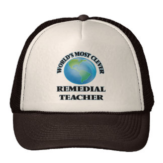 World's Most Clever Remedial Teacher Hats