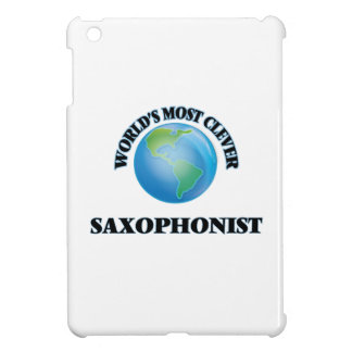 World's Most Clever Saxophonist Case For The iPad Mini