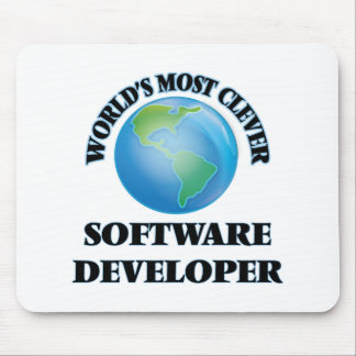 World's Most Clever Software Developer Mouse Pad