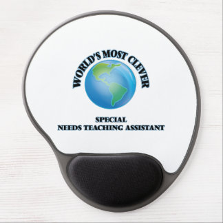 World's Most Clever Special Needs Teaching Assista Gel Mouse Mats