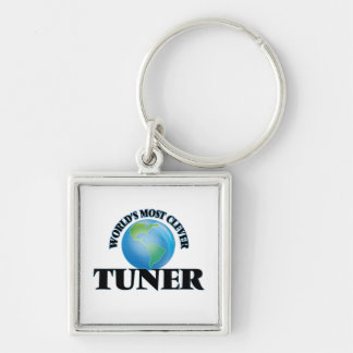 World's Most Clever Tuner Key Chains