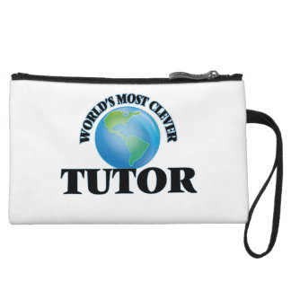 World's Most Clever Tutor Wristlet Purse