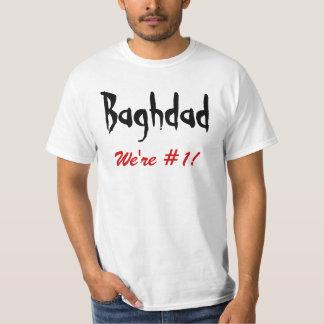 World's Most Dangerous City T-Shirt
