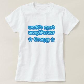 Worlds Most Wondiferous Granny T-Shirt
