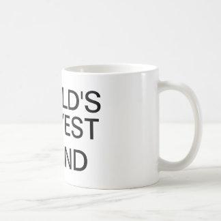world's okayest friend mug