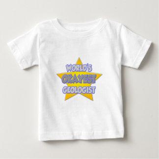 World's Okayest Geologist ... Joke Tshirts