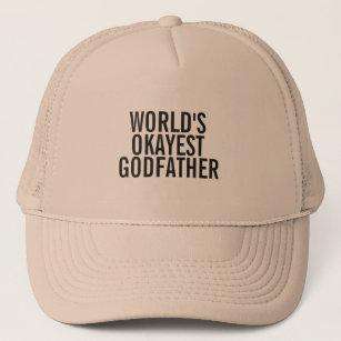 a85bedb1585 World s Okayest Godfather Hat