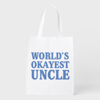 World's Okayest Uncle