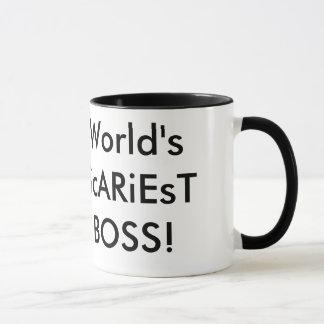 World's ScARiEsT BOSS!