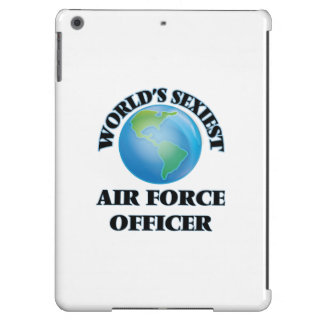 World's Sexiest Air Force Officer iPad Air Covers