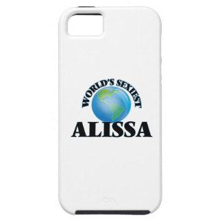 World's Sexiest Alissa iPhone 5 Case