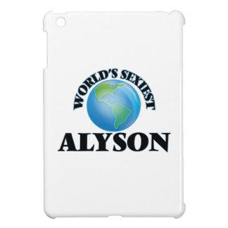 World's Sexiest Alyson iPad Mini Covers