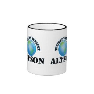 World's Sexiest Alyson Mug