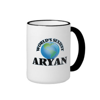 World's Sexiest Aryan Mug